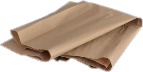 Kalapcsomagoló papír